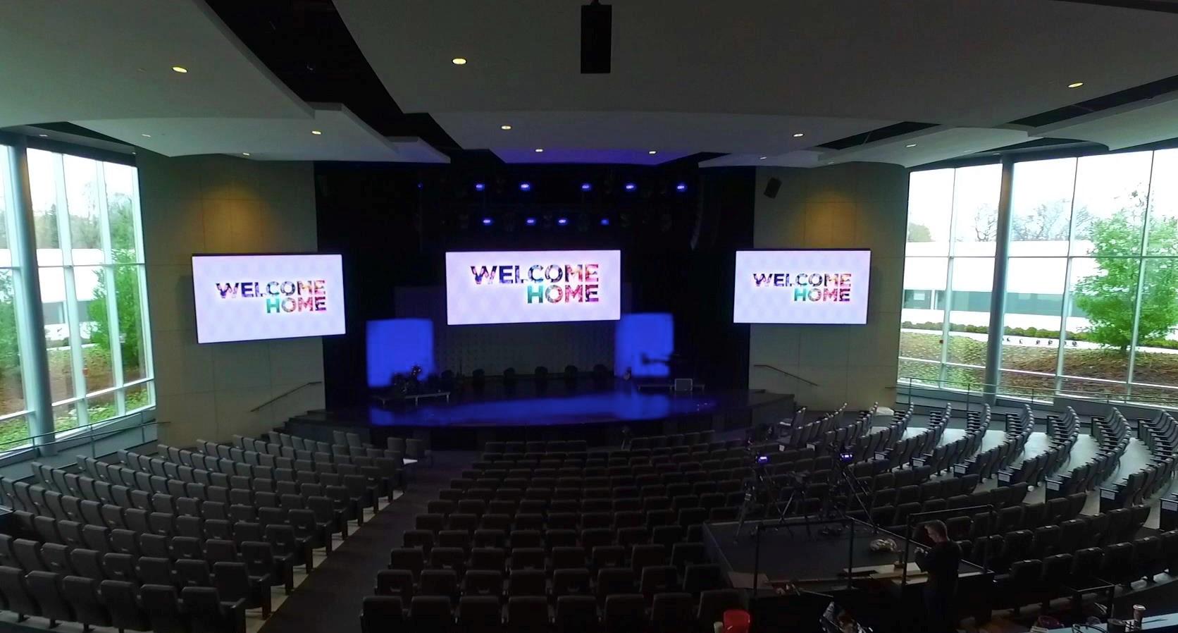WCNS Auditorium