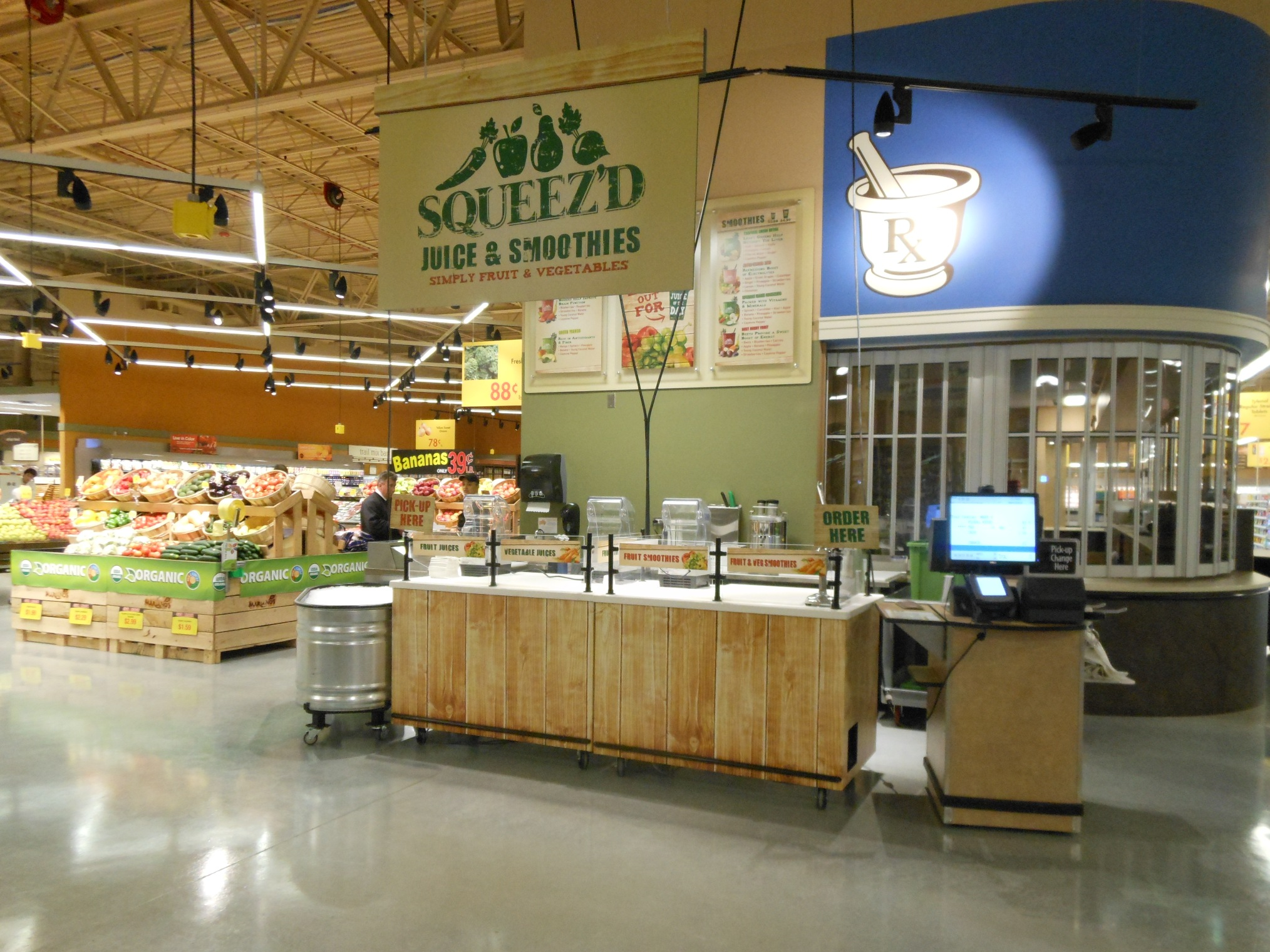 Mariano's Fresh Market - Glenn H. Johnson Construction Company