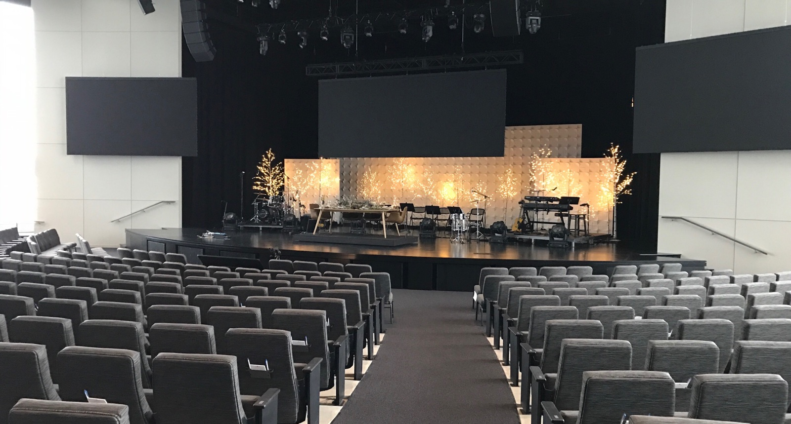 Sancturay stage